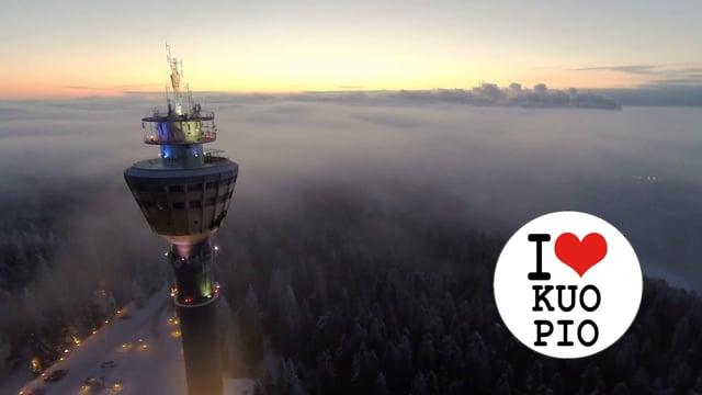 Kuopio 2015 50-sekunnissa
