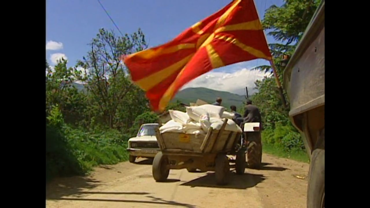 Macedonia July 2001 - Fighting to a Stalemate