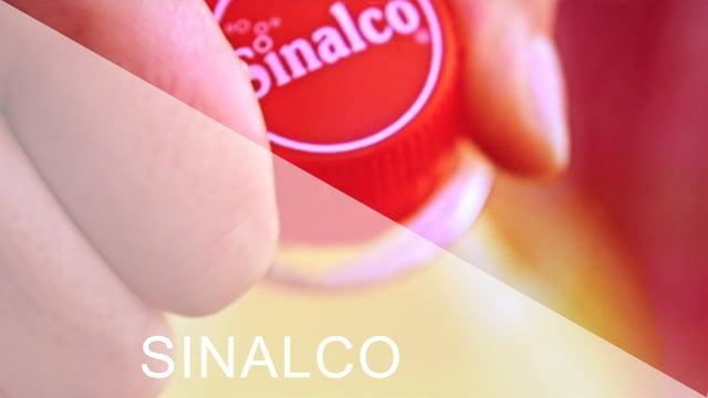 Die Sinalco schmeckt!