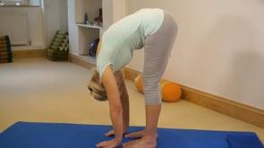 Pilates Stretch - Roll Downs