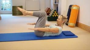 Pilates Stretch - The Hundreds