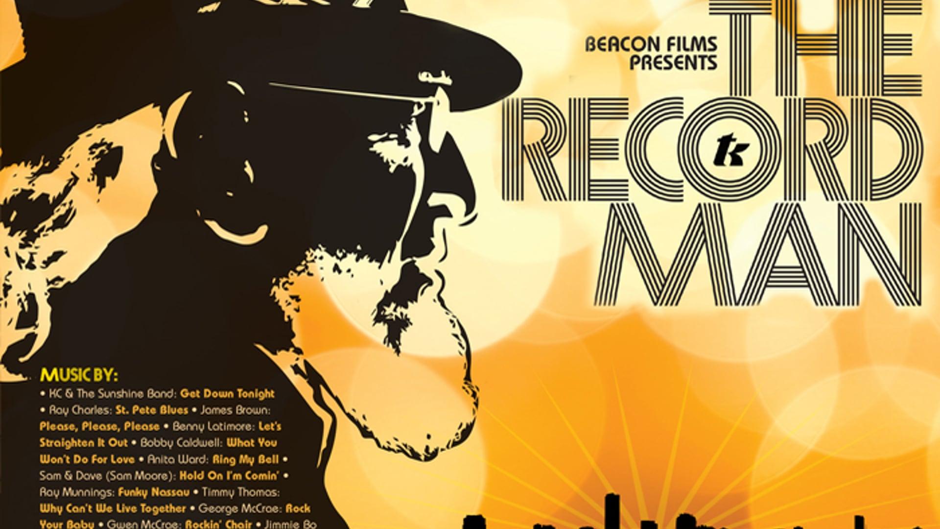 The Record Man (trailer)