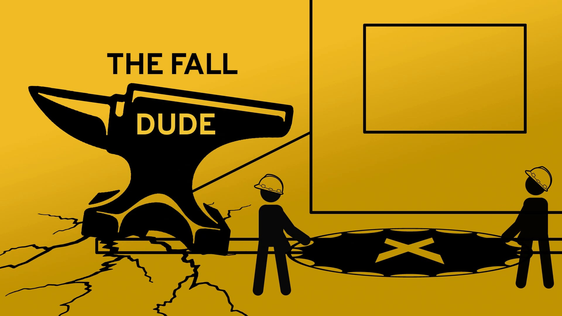 The Fall Dude: Episode 1: How Did I Get Here?