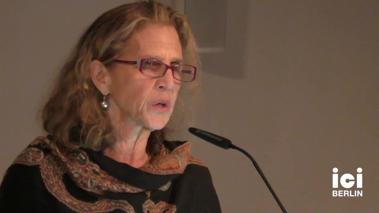 Keynote by Ann L. Stoler [6]