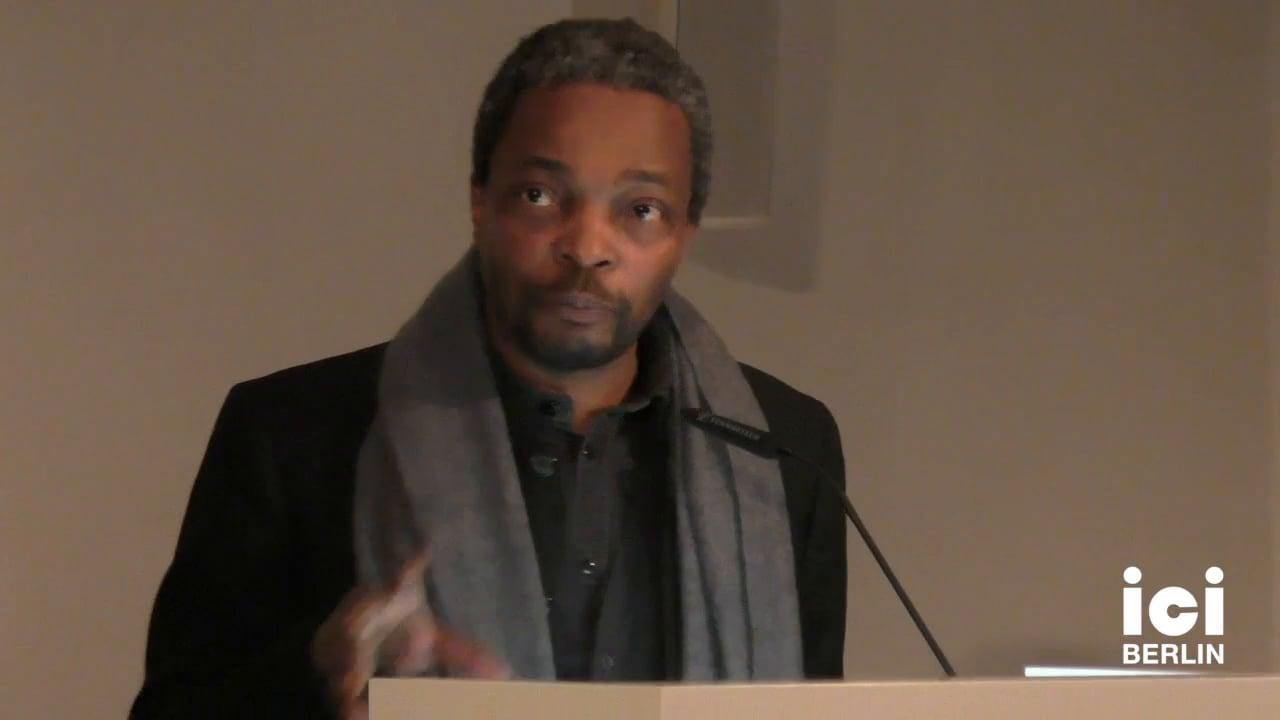Keynote by Simon Njami [3]