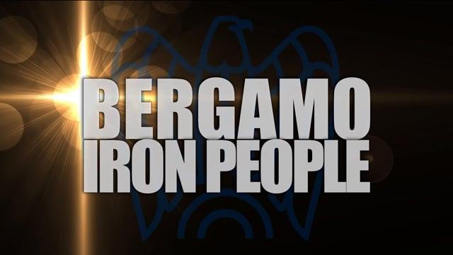 BERGAMO IRON PEOPLE by Alberto Nacci