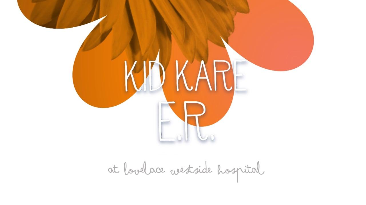 Kid Friendly ER - Treadmill :15