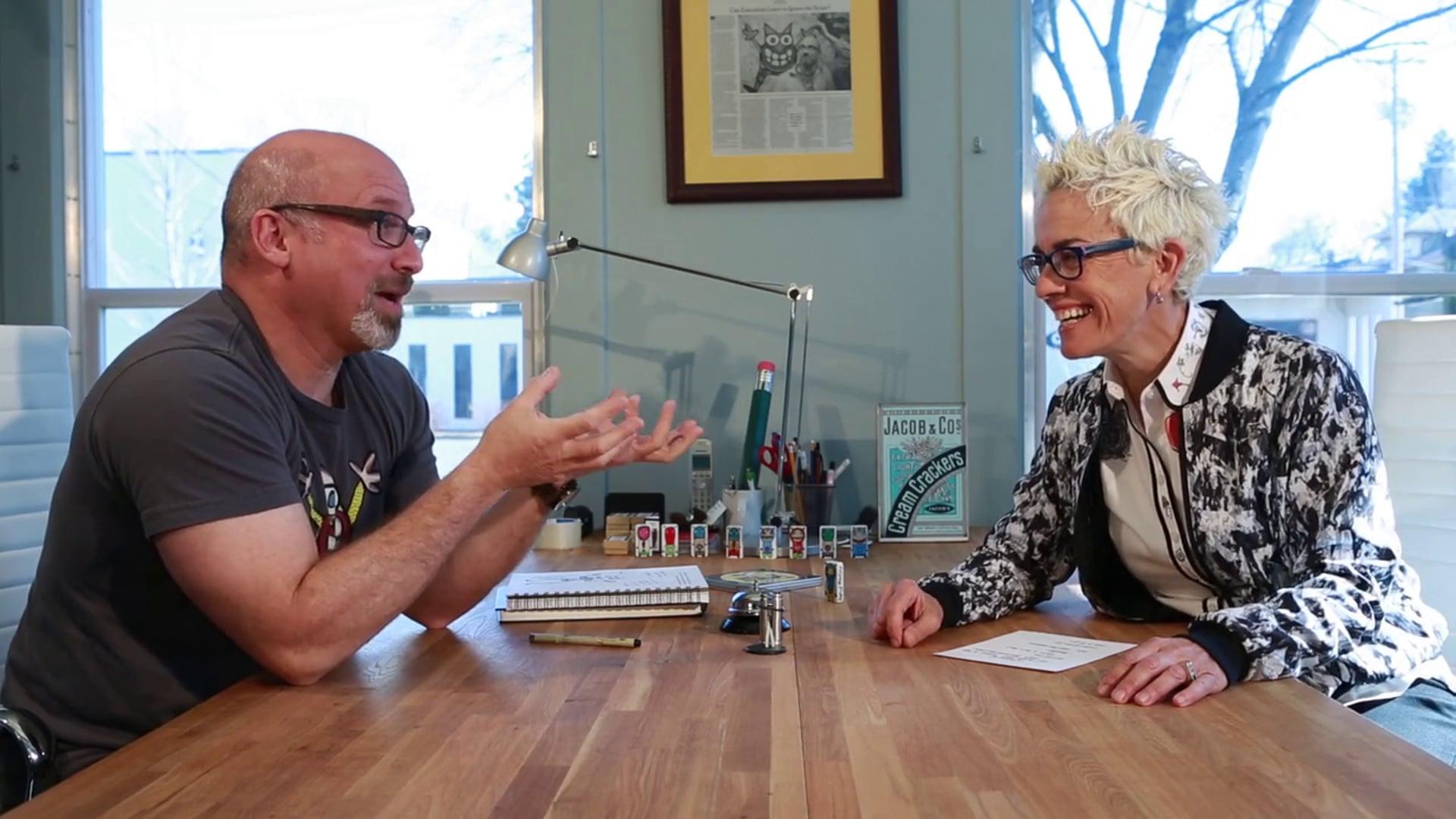 Creative Genius Portland with Gary Hirsch
