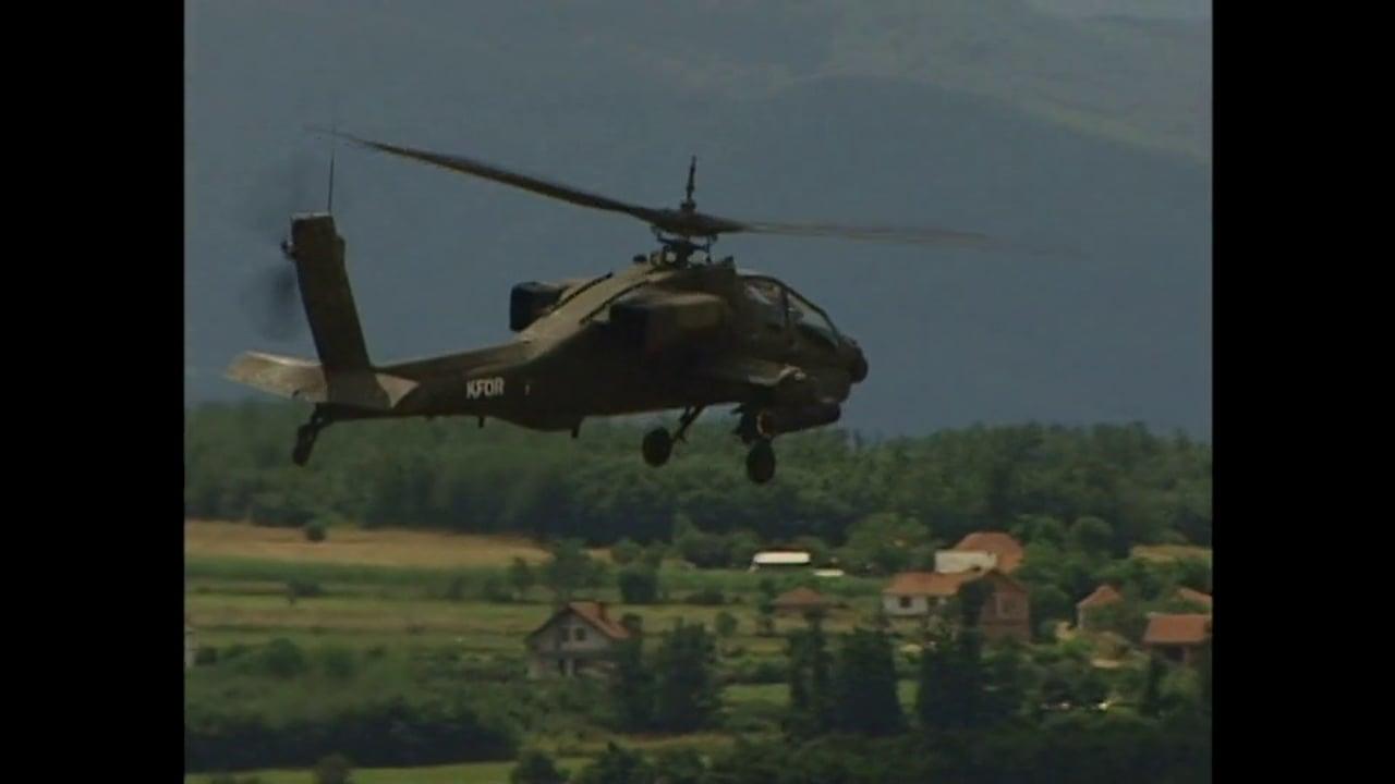 Kosovo 2001 - US forces in Kosovo