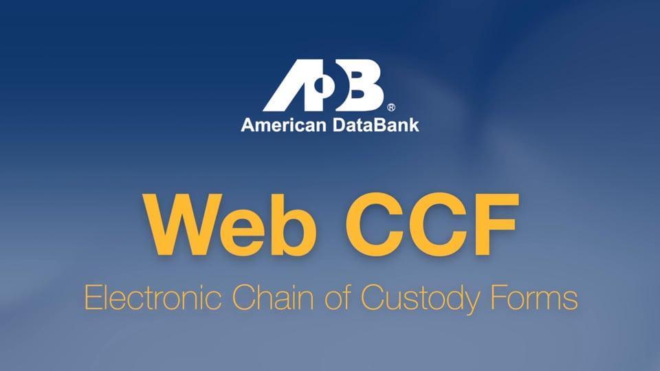 Web CCF User Video