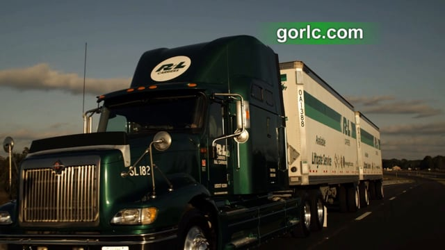 We Ship Anything, Anywhere, Anytime., R & L Carriers