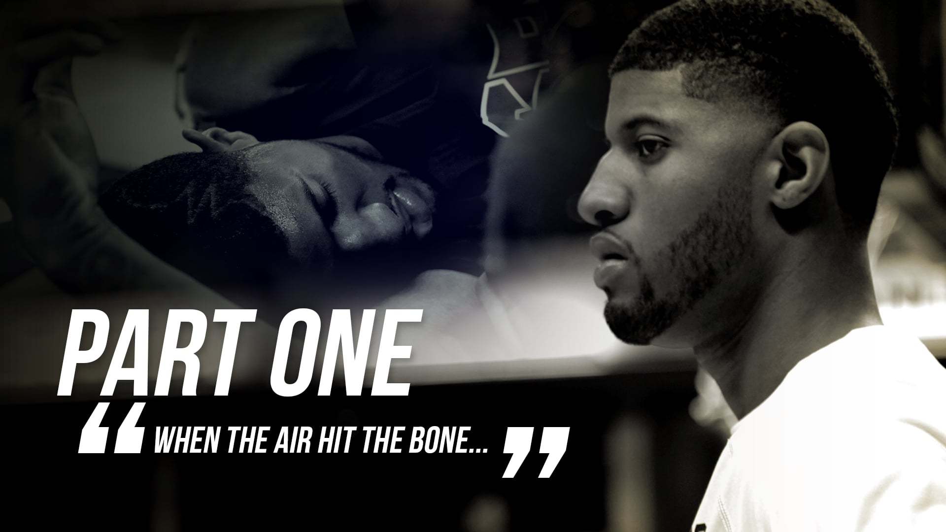 PAUL GEORGE THE ROAD BACK Part 1