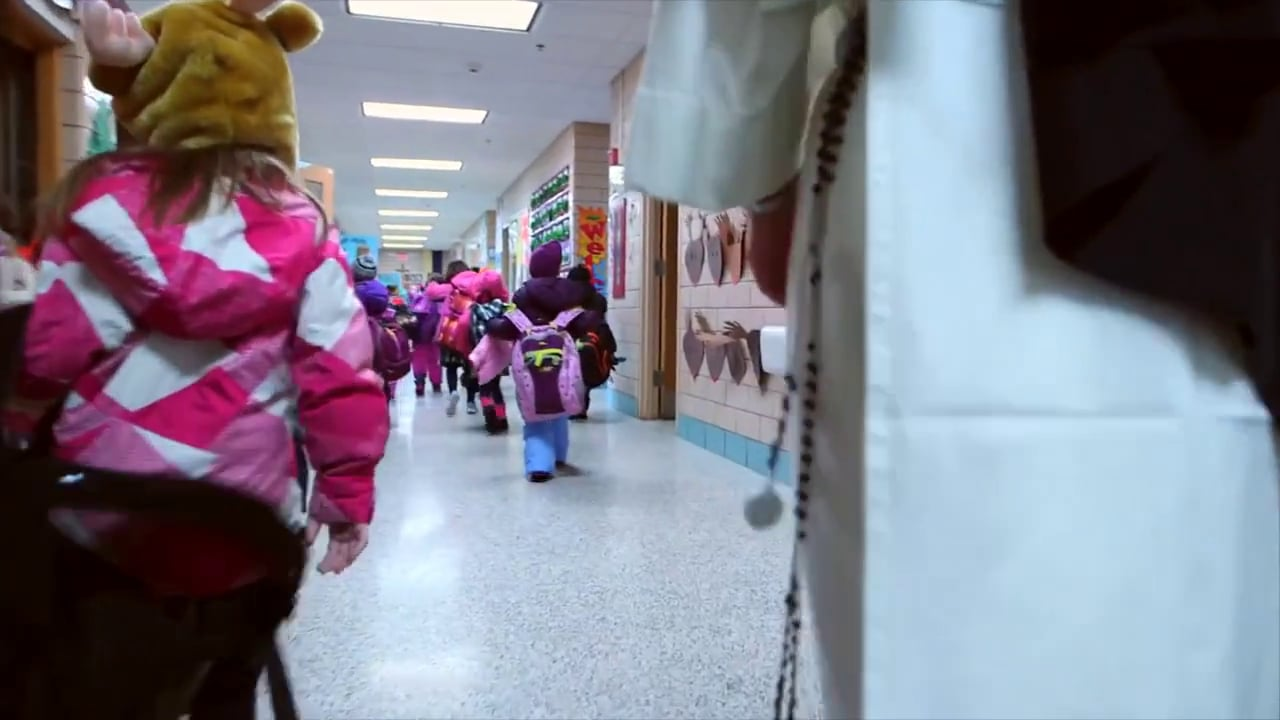 """Light Their Way""   Saint Croix Catholic School"