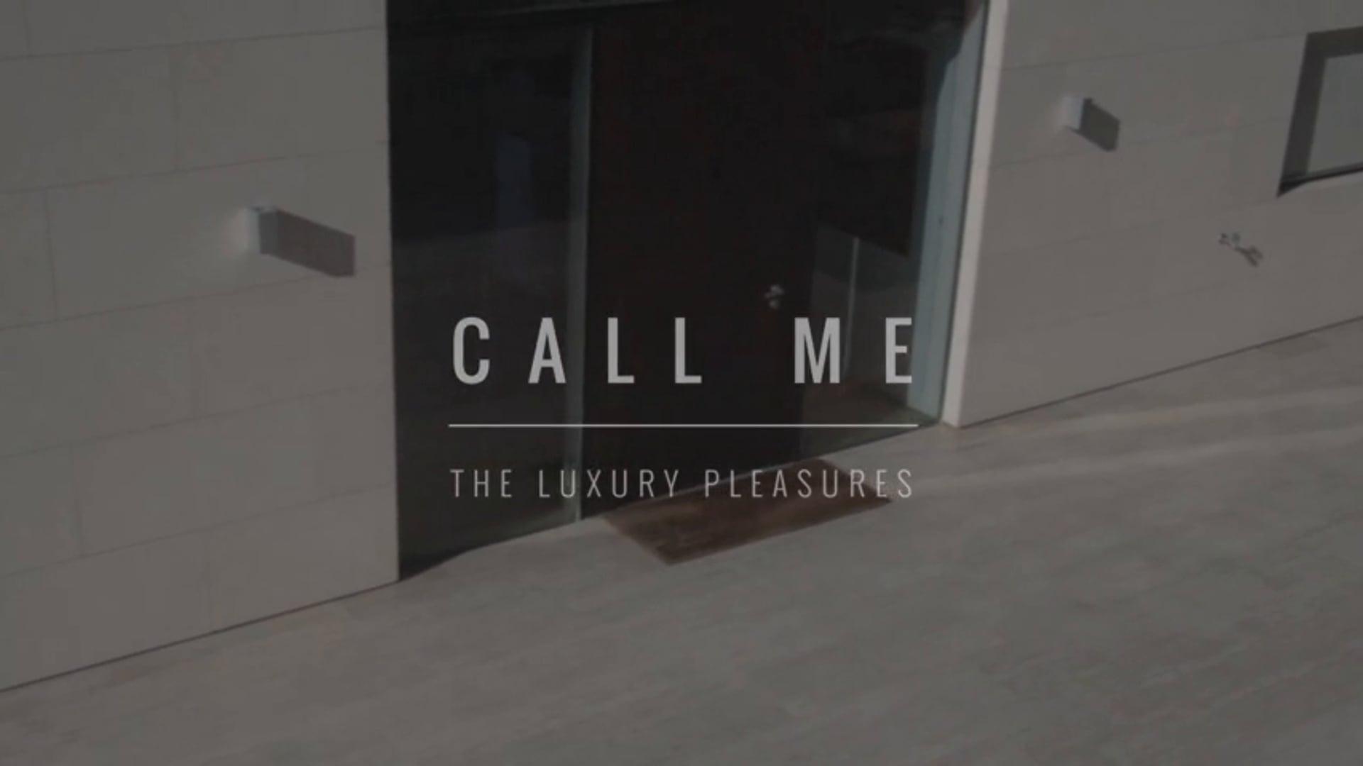 EYES MAGAZINE / Call me, the luxury pleasures