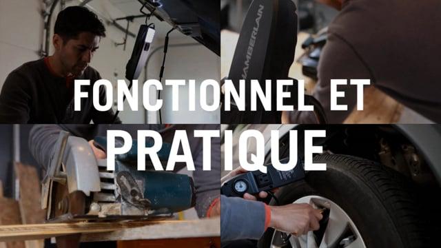 Garage Power Station | French, Chamberlain Group