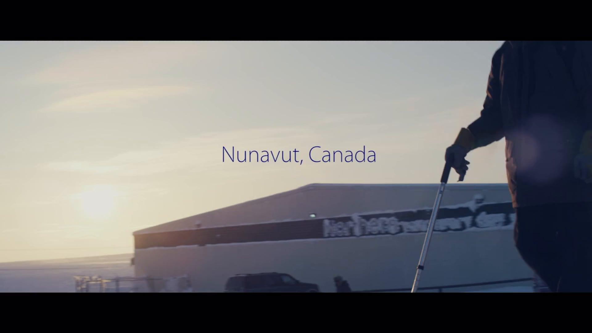 Visa: Nunavut, Canada