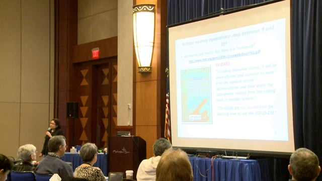 """Dr. Karen Walters, DC, FACC: """"An Introduction to ICD-10"""""""
