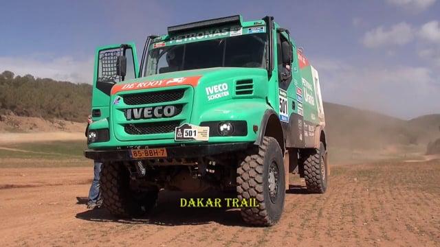 Dakar Trail
