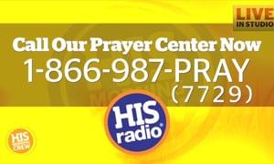 Prayer Time with Prayer Team Cordinator Linda Morr