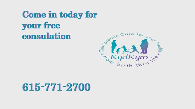 KydKyro - Chiropractic Care for your Health from Birth thru Life!