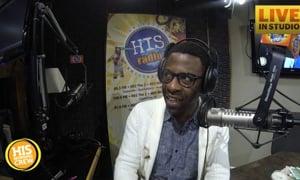 We Meet Entertainment TV Host Jamarcus Gaston