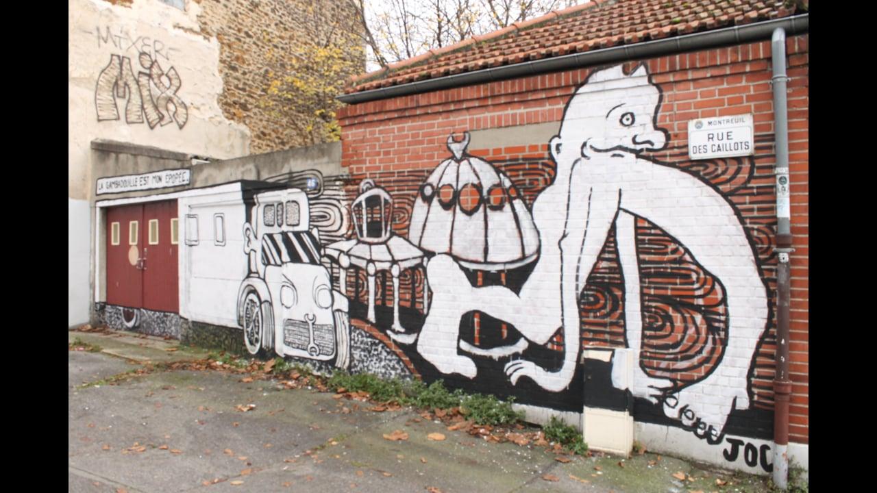 Rue des Caillots