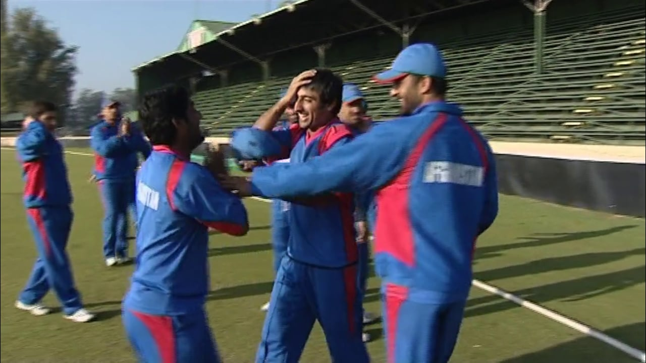 South Africa 2009 - Afghanistan's Cricket Team Joins the World Game - BBC Persian