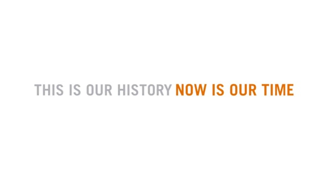 This is Our History. Now is Our Time., Wisconsin Historical Society
