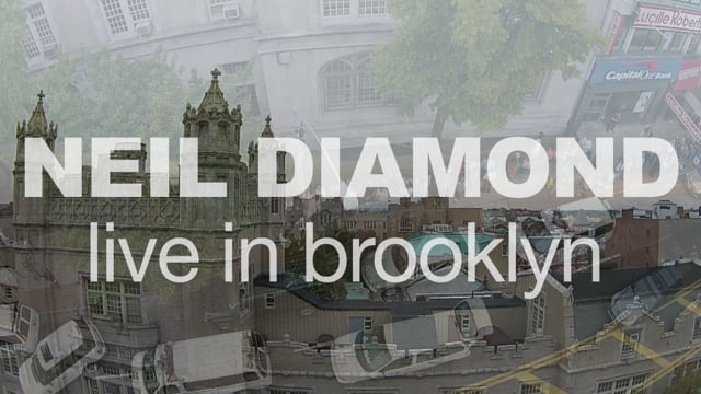 Neil Diamond - Erasmus Hall Recap