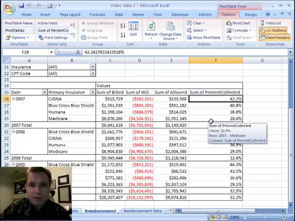 Excel Video 17 Top x Value Filter