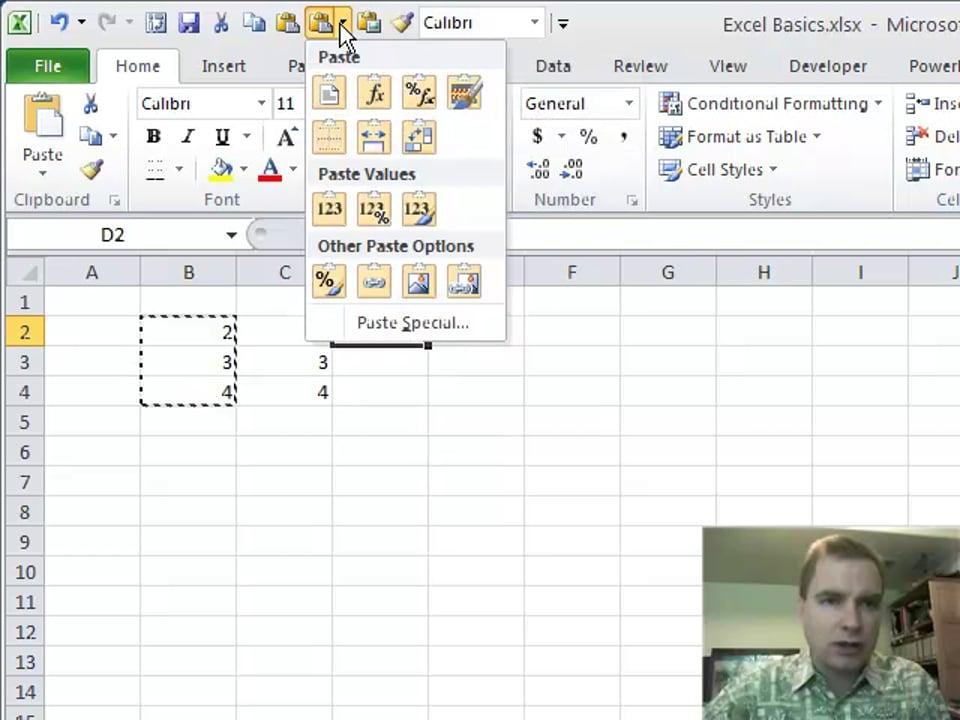 Excel Video 202 Quick Access Toolbar Part 2
