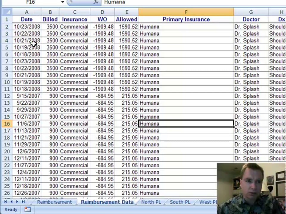 Excel Video 24 Pivot Table Display Options