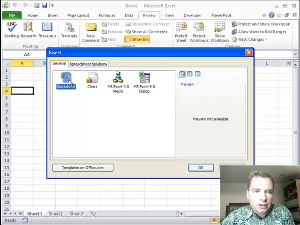 Excel Video 247 Introducing Tabs