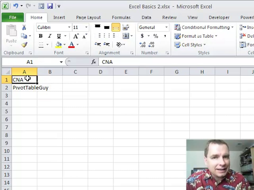 Excel Video 243 Save Frustration and Save Time with AutoCorrect