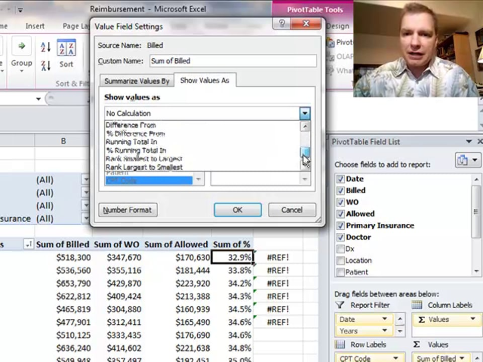 Excel Video 314 Calculated Fields in Pivot Tables Part 2