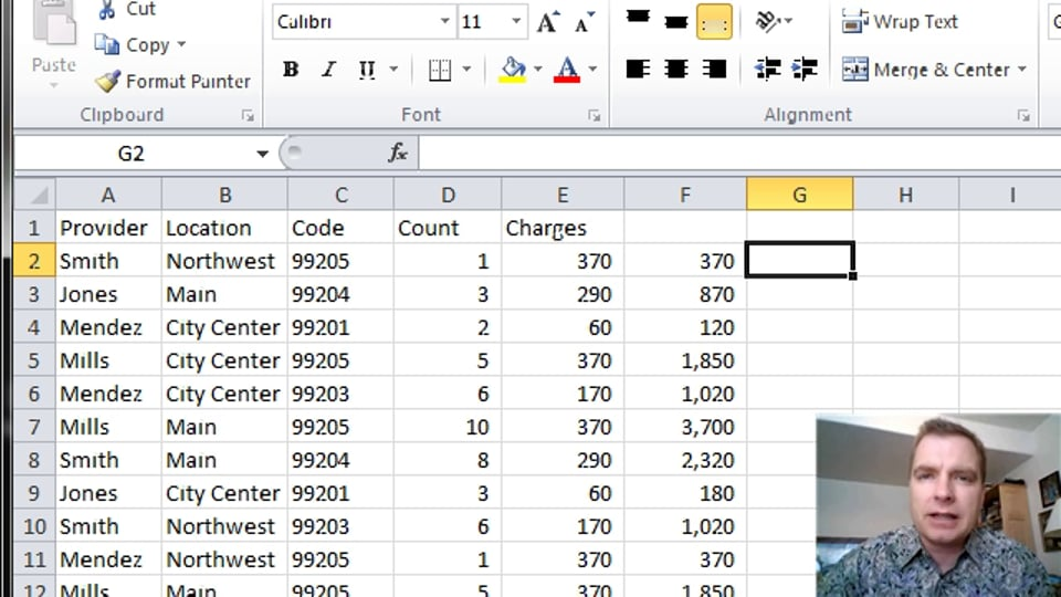 Excel Video 345 Introducing Arrays