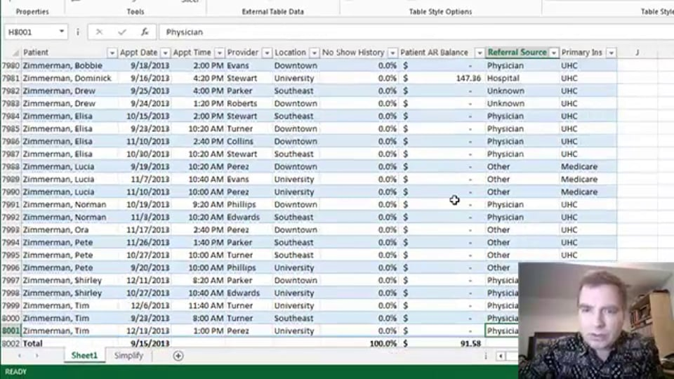 Excel Video 395 Totals in Tables