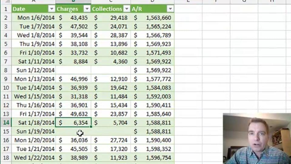 Excel Video 401 Custom Table Styles