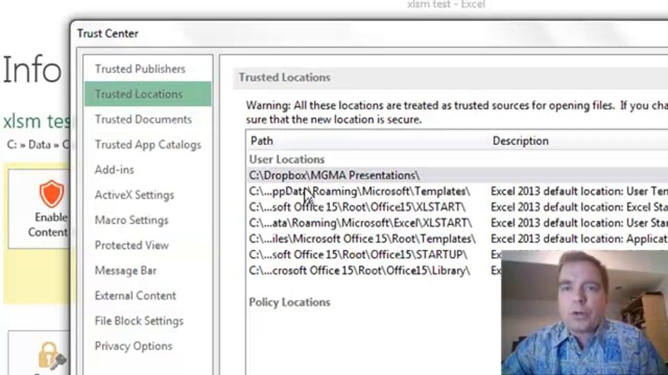 Excel Video 402 Introducing Macros and VBA