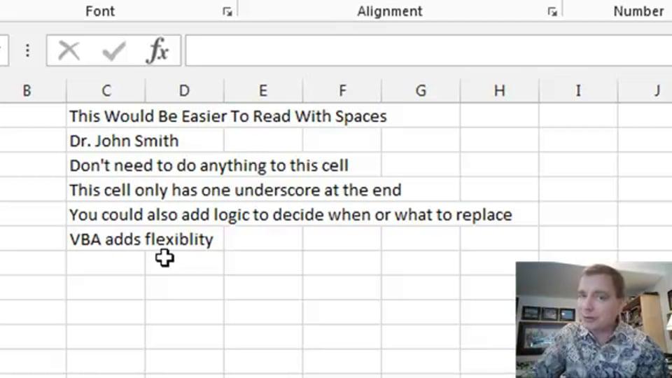 Excel Video 431 Looping Example