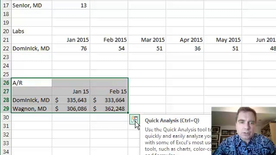 Excel Video 441 Introducing Excel 2013 Charts