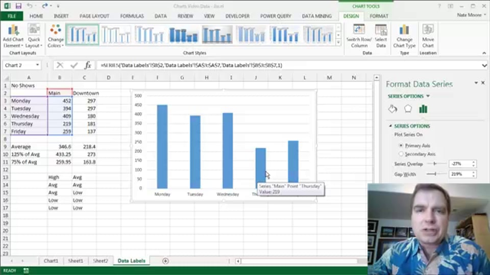 Excel Video 449 Data Callouts