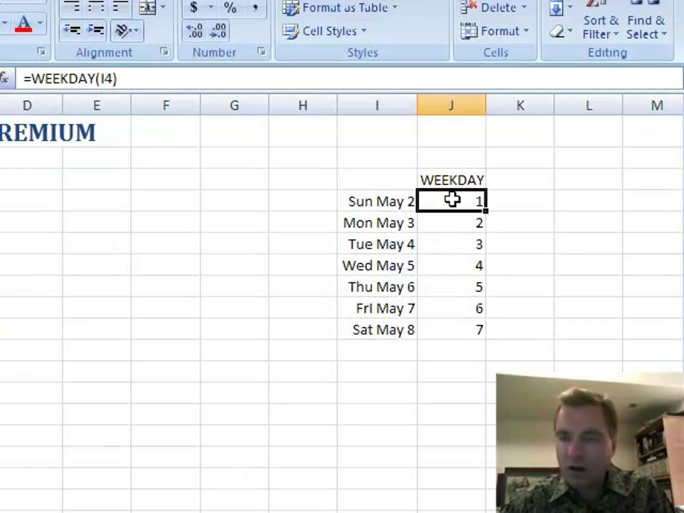 Excel Video 56 Formulas in Conditional Formatting