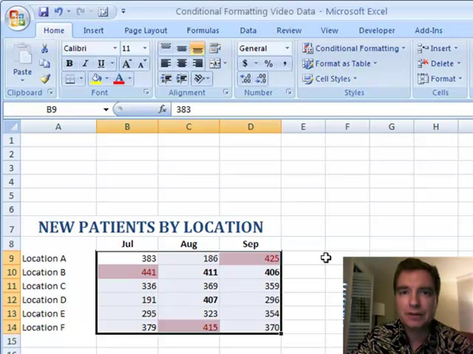 Excel Video 60 Stop If True