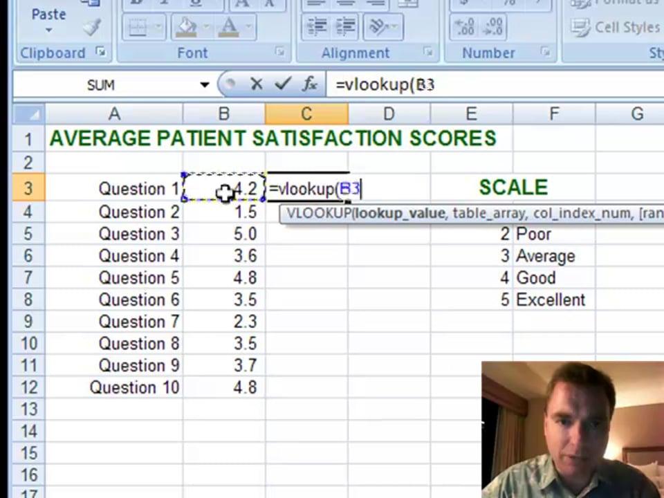 Excel Video 66 When VLOOKUP is True