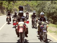 """A Motorcycle Journey """"Rediscovering Pakistan - The Untold Tale"""" ADifferentAgenda"""