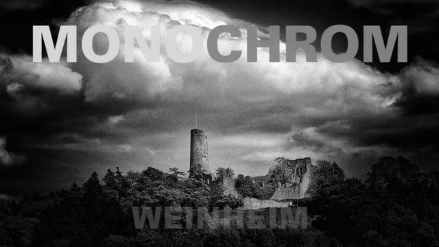 Weinheim Monochrom