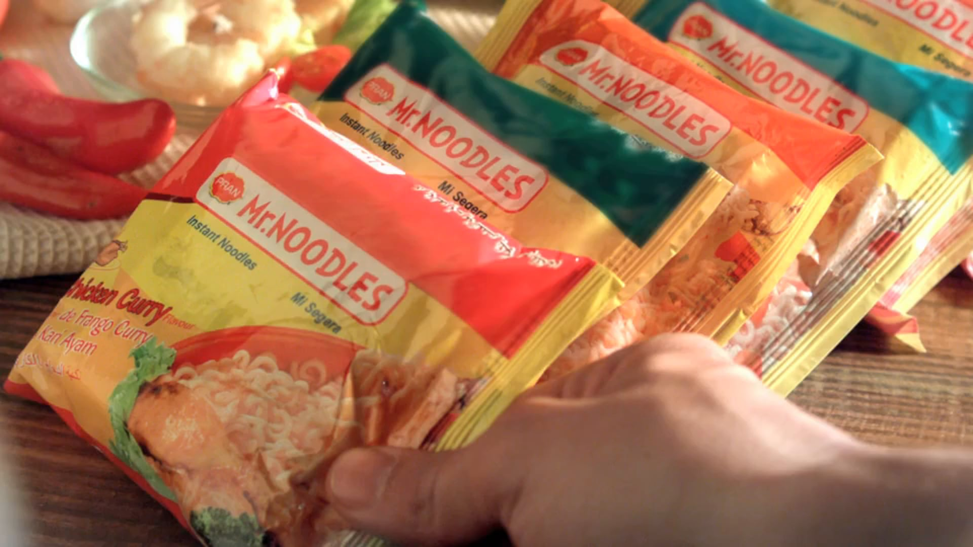 Pran Noodles - Food Stylist Nitin Tandon