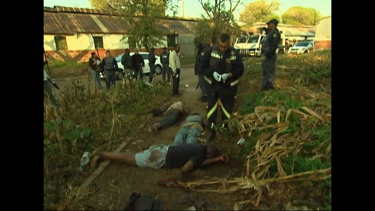 South Africa 2008 - Xenophobic Attacks Spike