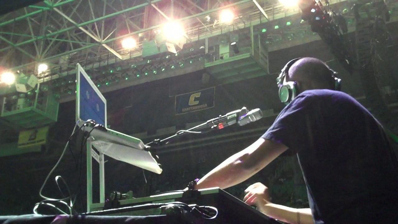 DJ Forge @ Greensboro Coliseum